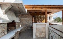 Villa Katy Sevid grill