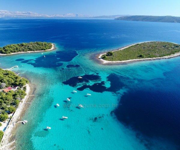 Plava Laguna & Trogir, 3 Otoka Poludnevna tura
